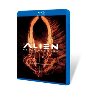 Alien 4 Resurreccion