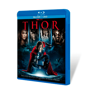 Thor Bluray + DVD