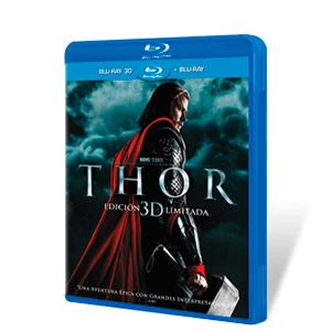 Thor Edicion Superset 3D Edicion Limitada