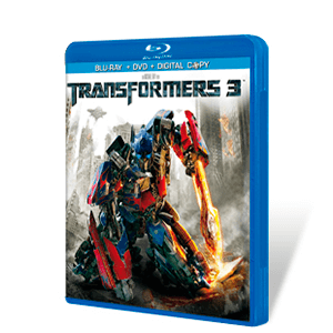 Transformers 3 (Bd Combo)