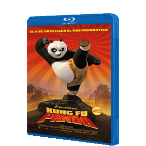 Combo Kungfu Panda 2