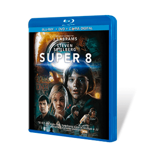 Super 8 (Bd Combo + Copia Digital)