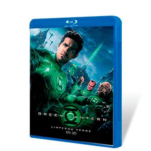 Green Lantern: Linterna Verde.3D