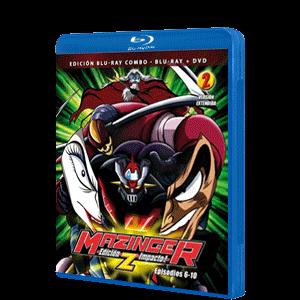 Mazinger Z Vol. 2 (BD Combo)