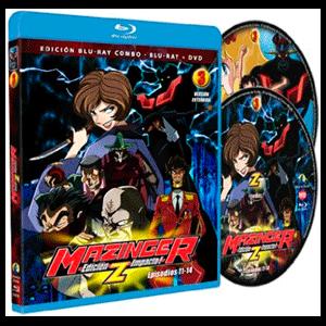 Mazinger Z Vol. 3 (BD Combo)