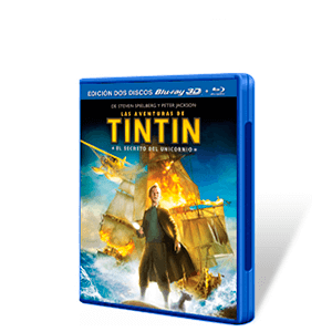 Tintin: El Secreto Del Unicornio 3D