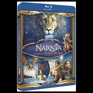 Las Cronicas De Narnia 3 -Travesia Viajero Alba