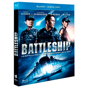 Battleship + Copia Digital
