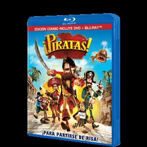 ¡Piratas! (Combo)