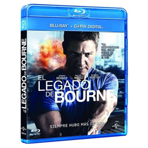 El Legado De Bourne + Copia Digital