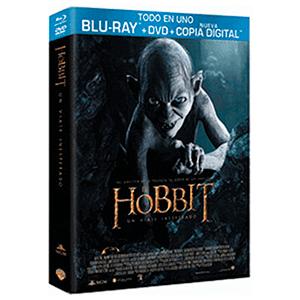 El Hobbit: Un Viaje Inesperado (Combo)-Ed.Limit