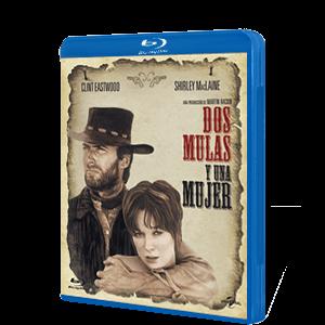 Dos Mulas Y Una Mujer (BD) - Novedad