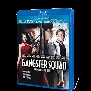 Gangster Squad (Brigada De Elite)(Combo)+ Cop Dig