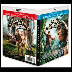 Jack El Caza Gigantes (Combo) + Copia Digital