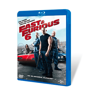 Fast & Furious 6: A Todo Gas 6