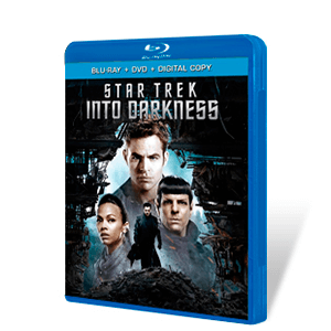 Star Trek: En La Oscuridad Bluray + DVD