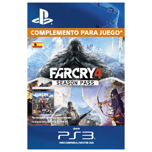 Far Cry 4 - Pase de temporada (PS3)