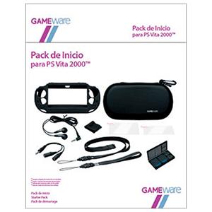 Pack de inicio para PSV 2000 GAMEware