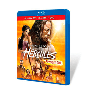 Hercules 2014 Bluray + Bluray 3D
