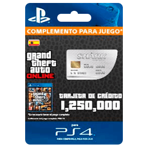 GTA - Great White Shark Cash Card (PS4)