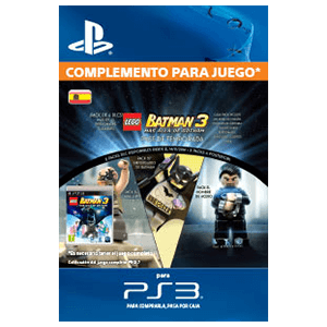 Lego Batman 3 Season Pass (PS3)