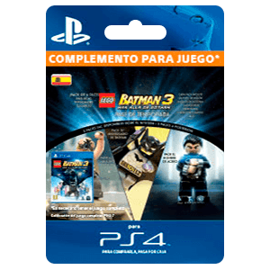 Lego Batman 3 Season Pass (PS4)