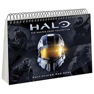 Libro de mapas Halo MCC