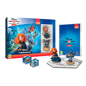 Disney Infinity 2.0: Toy Box Combo Pack