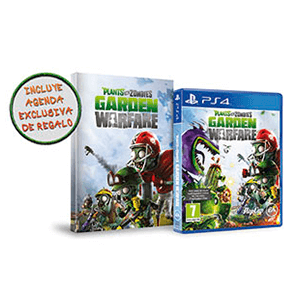 Plantas vs Zombies Garden Warfare: Xmas Edition