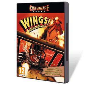 Wings Remastered Edition Edicion Especial