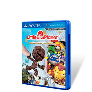 Little Big Planet Marvel Super Heroes Edition