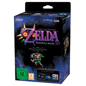 The Legend of Zelda: Majora's Mask Special Edition