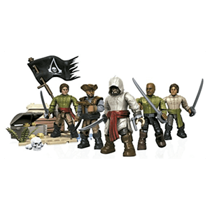 Pack Megabloks Assassin's Creed Pirate Crew Pack