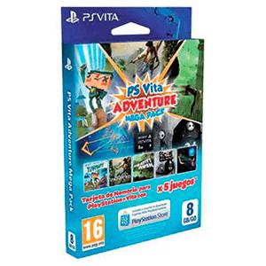 Tarjeta Memoria 8 Gb Adventure Mega Pack
