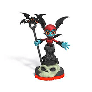 Figura Skylanders Trap Team: Bat Spin