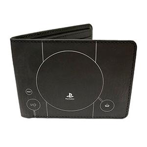 Cartera Playstation 1 Negra