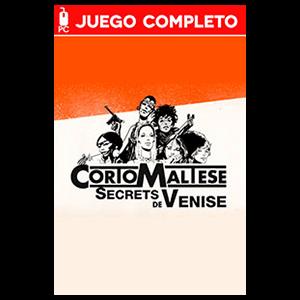 Corto Maltese, The Secrets of Venice