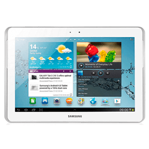 Samsung Galaxy Tab 2 10.1 Wifi 16Gb Blanco