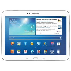 Samsung Galaxy Tab 3 10.1 Wifi 16Gb (Blanco)