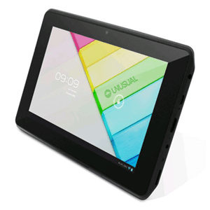 "Tablet Unusual U7X 7"" Dual Core A9 4Gb"