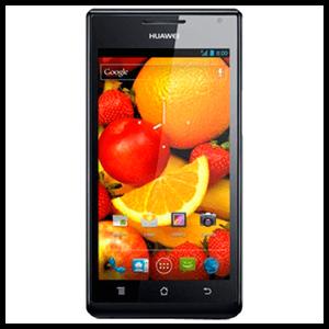 Huawei Ascend P1 XL 8Gb Negro - Yoigo -
