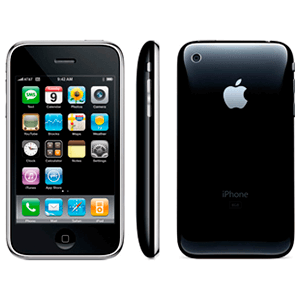 iPhone 3G 16 Gb Negro - Libre -