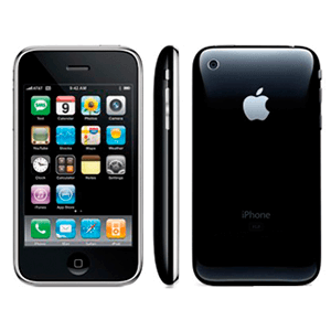 iPhone 3Gs 16Gb (Negro) - Libre -