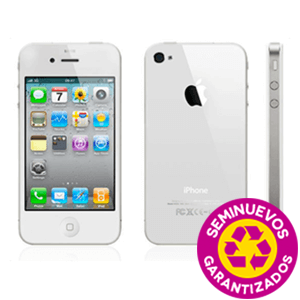 iPhone 4 32Gb (Blanco) - Libre -
