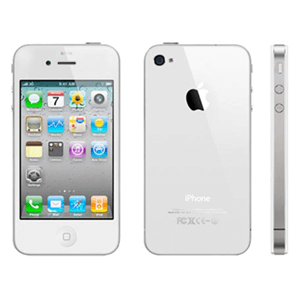 iPhone 4 8Gb (Blanco) - Libre -