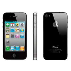 iPhone 4 8Gb (Negro) - Libre -