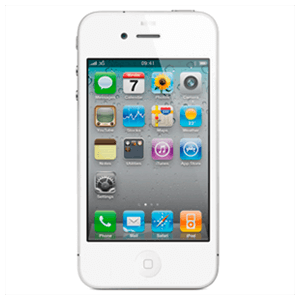iPhone 4s 16 Gb Blanco - Libre -