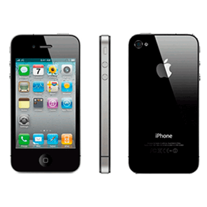 iPhone 4s 16 Gb Negro - Libre -