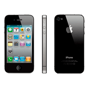 iPhone 4s 32Gb (Negro) - Libre -