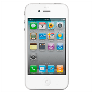 iPhone 4s 64Gb (Blanco) - Libre -